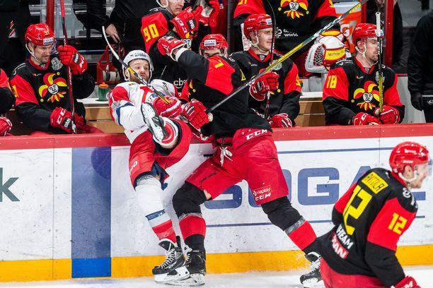 Jokerit on pelannut kuusi kautta KHL:ssä.