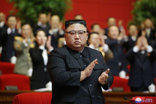 Kim Jong-un haluaa rakentaa Pohjois-Koreasta maailman voimakkaimman sotilasmahdin.