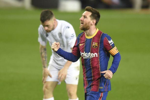 Ylistyssanat ovat loppuneet vuosia sitten Lionel Messin kohdalta.