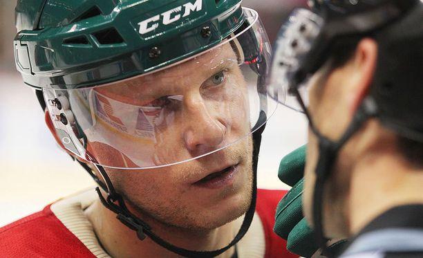 Mikko Koivu paranee vauhdilla.