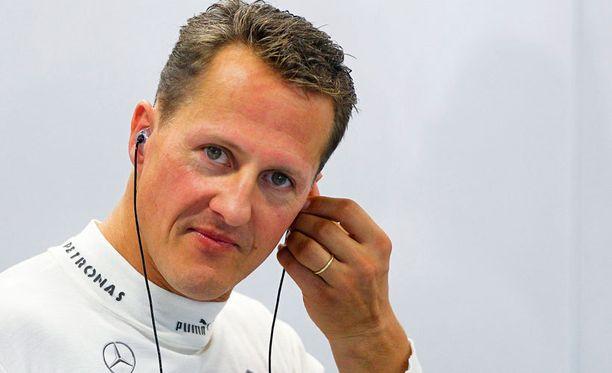 Michael Schumacher menetti yhden sponsoreistaan.