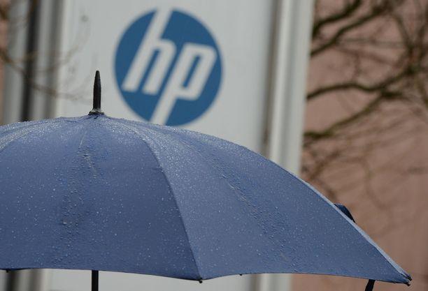 HP vähentää työntekijöitä.