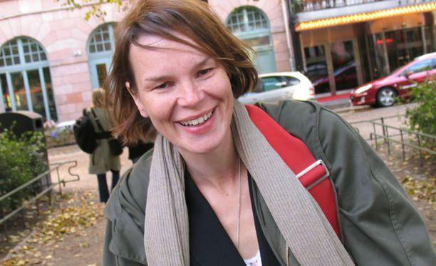 Anna Järvinen löi läpi sekä Suomessa että Ruotsissa viitisen vuotta sitten.