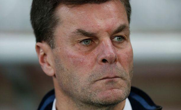 Valmentaja Dieter Hecking on järkyttynyt pelaajansa kuolemasta.