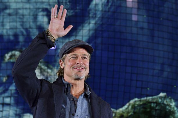Brad Pitt avautui alkoholismistaan lehtijutuissa. Nykyään mies on absolutisti.