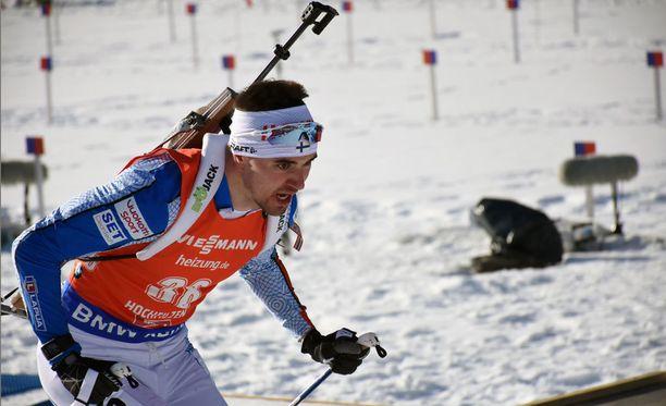 Olli Hiidensalo oli parhaana suomalaisena 48:s MM-kisojen pikamatkalla lauantaina.