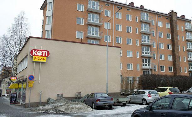 Onnellisesti päättynyt tapaus sattui Tampereen Kalevan Teiskontiellä heinäkuussa.