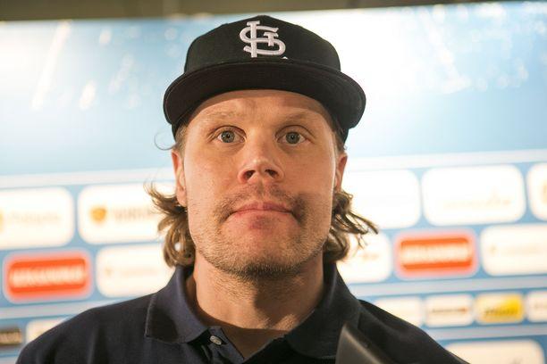 Olli Jokinen kiersi NHL:ssä useita seuroja, mutta mikä jäi viimeiseksi, jossa hän pelasi?