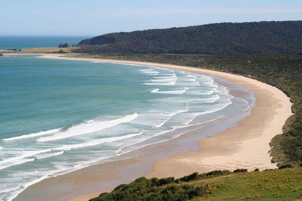 Jotkut Uuden-Seelannin rannat halutaan pitää koskemattomina. Kuvituskuva.