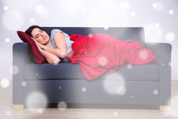 Jos haluat ottaa nokoset, asiantuntijat suosittelevat 10-45 minuutin päiväunia. Niitä ei seuraa tokkurainen olo.