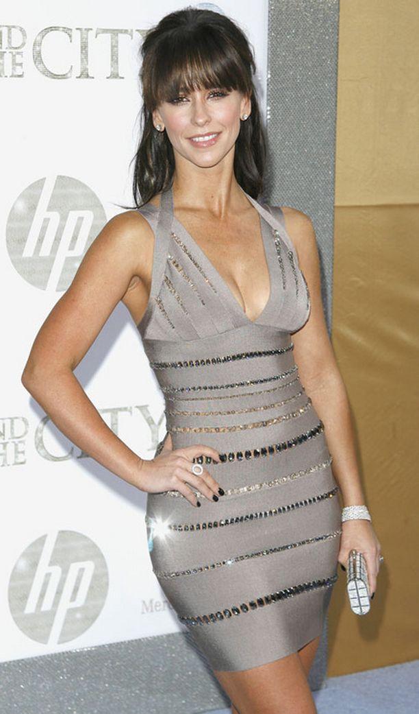 Myös Jennifer Love Hewitt...