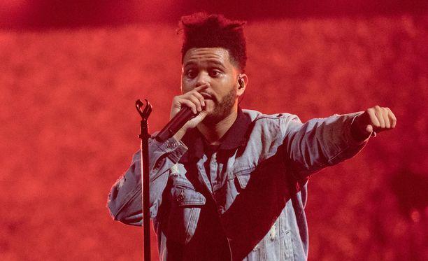 The Weeknd sai tarpeekseen.