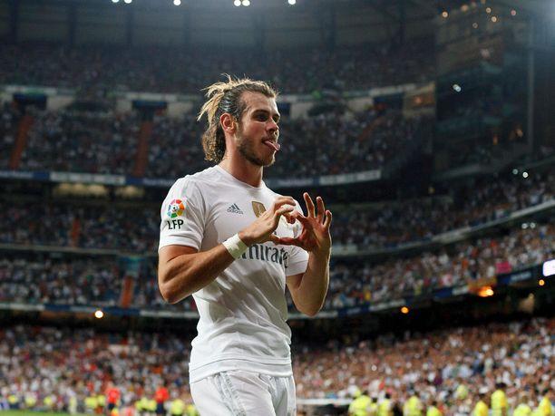 Gareth Bale ei siirry Kiinaan, useat mediat kertovat.