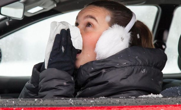 Flunssapöpöt jylläävät tähän aikaan vuodesta.