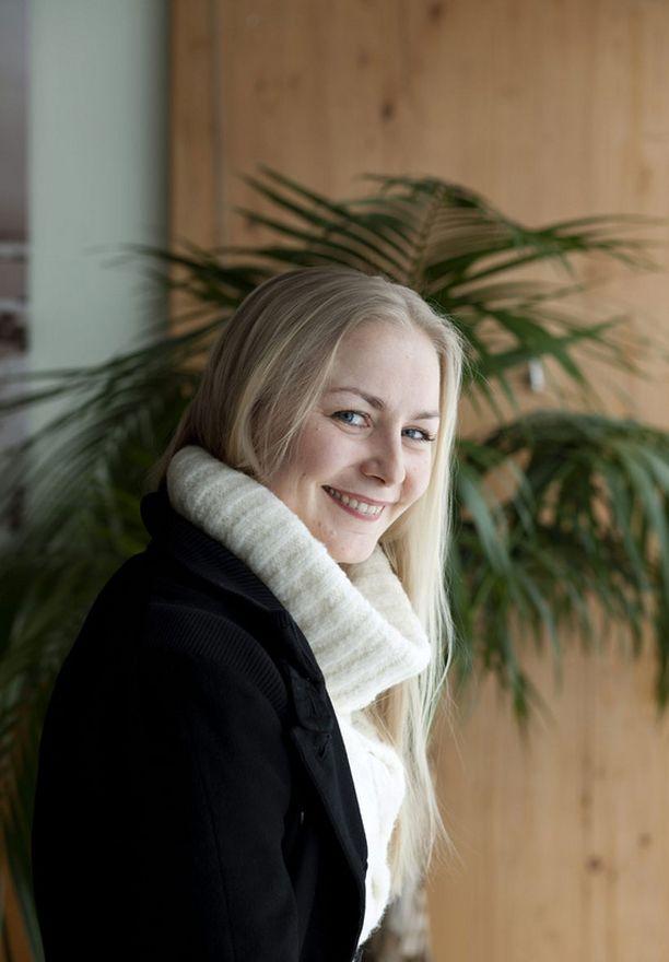 Zaida Bergroth sai menestystä maailmalla.
