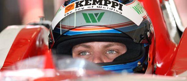 Valtteri Bottaksen ura F3-sarjassa on lähtenyt mallikkaasti käyntiin.
