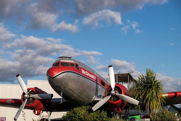 Uudesta-Seelannista löytyy näin lennokas pikaruokapaikka.