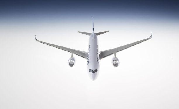 Finnair on joutunut perumaan useita lentoja sääolosuhteiden vuoksi.