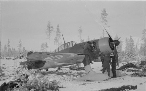 Tiesitkö? Suomalainen hävittäjä-ässä venyi talvisodassa uskomattomaan maailmanennätykseen, joka on edelleen rikkomatta