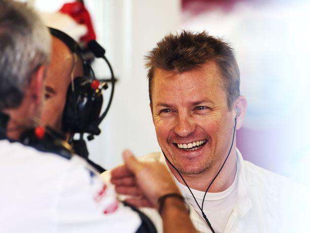Kimi Räikkösen työ muuttuu ensi kaudelle huomattavasti, kun Ferrarin paineet vaihtuvat Sauberin rauhaan.