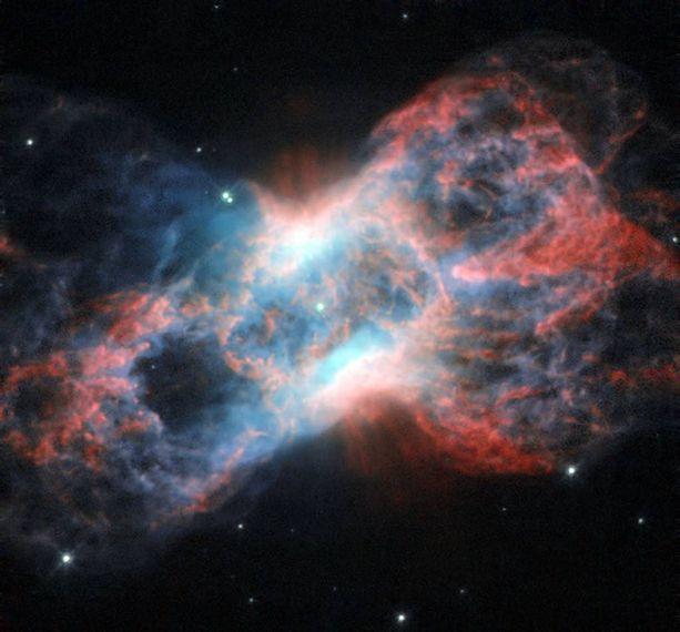 Mystinen KIC 8462852 sijaitsee Joutsenen tähdistössä. Kuvassa samaisessa tähdistössä sijaitseva NGC 7026 -tähtijoukko.