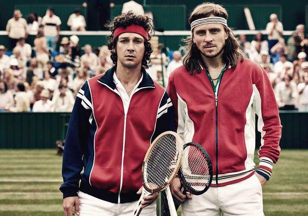 Borg/McEnroe kertoo tennistähtien tarinan.