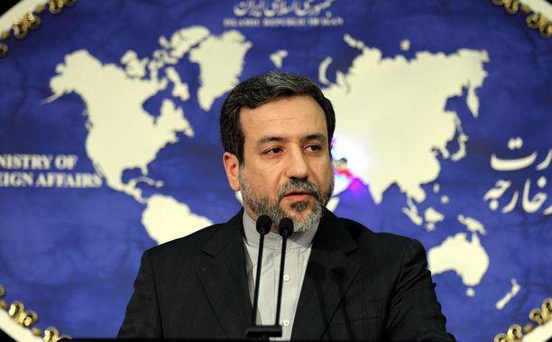 Abbas Araqchi oli yksi vuoden 2015 ydinsulkusopimuksen pääneuvottelijoista.