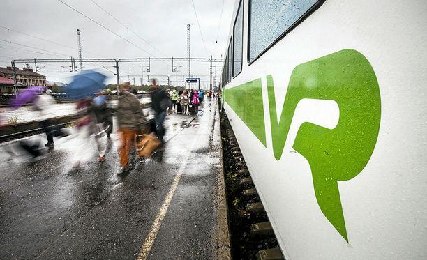 VR:n monipoliasema Suomen rautateillä päättyy viimeistään vuonna 2026.