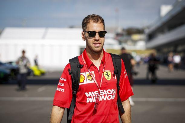 Sebastian Vettel myönsi toimineensa väärin Sotshissa.