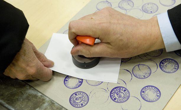 Presidentinvaalien ensimmäisen kierroksen varsinainen vaalipäivä on ensi sunnuntaina, 28. tammikuuta.