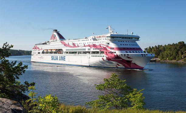 Kuuden telakointiviikon aikana Baltic Princessiin tehdään myös teknisiä uudistuksia.