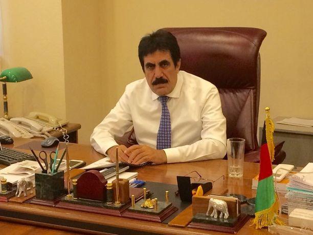 Afgaani-diasporan johtajan Mohammad Jalal Ghulamin mukaan Venäjästä tulisi kauttakulkumaa afganistanilaisille turvapaikanhakijoille jos Venäjä avaisi Suomen vastaisen rajansa.