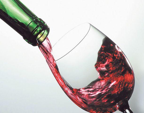 Hyödyllinen viiniannos on yksi tai kaksi lasillista päivässä.
