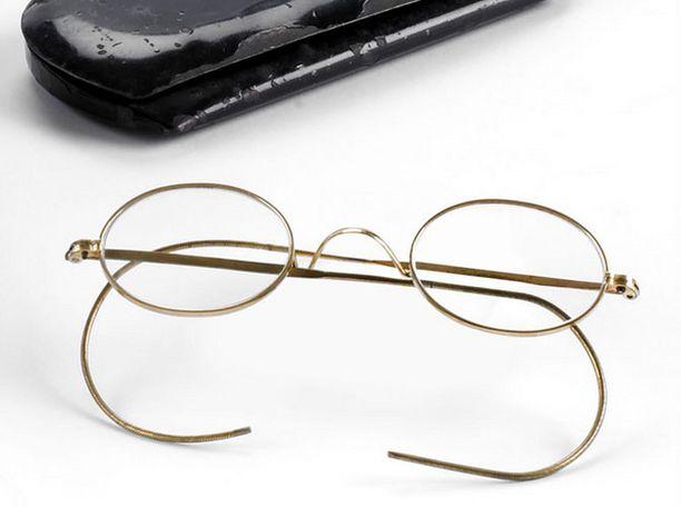 Haluaisitko ostaa pyöreät lasit...