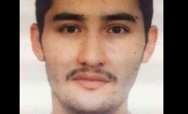 Epäilty itsemurhapommittaja oli kirgisialainen Akbarjon Djalilov.