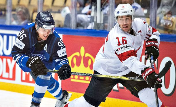 Suomi jäi Sveitsin jalkoihin puolivälieräpelissä.