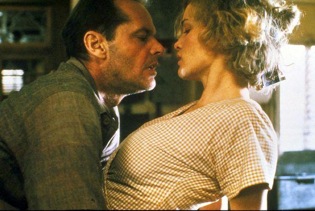 Realistista seksiä Jack Nicholsonin ja Jessica Langen malliin.