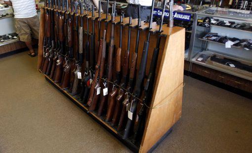 Yhtiön uusi Tikka T3x TAC A1 -kivääri oli ensimmäisenä valmisvuotenaan menestys päämarkkina-alueellaan Yhdysvalloissa. Kuvan asekaupassa asetta ei kuitenkaan vielä kuvan ottamisen hetkellä ole.