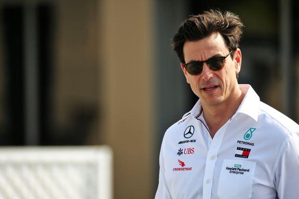 Itävaltalainen Toto Wolff on ollut osa Mercedes-tiimiä vuodesta 2013 lähtien.