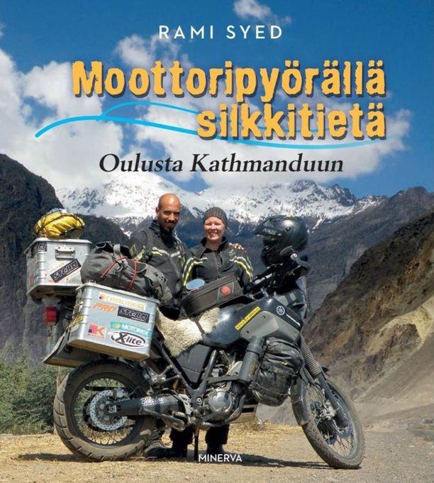 Rami Syedin esikoiskirja Moottoripyörällä silkkitietä julkaistiin maaliskuussa 2018.