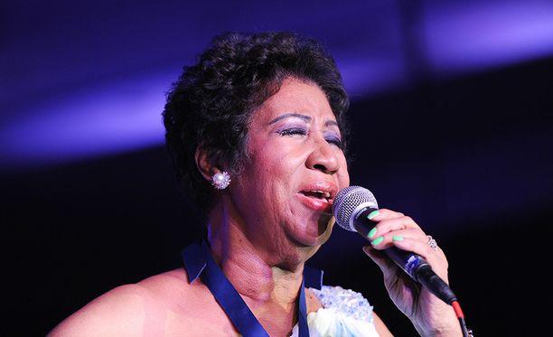 Aretha Franklin on yksi maailman tunnetuimmista muusikoista.