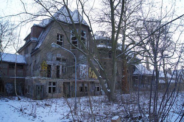 Weißenseen lastensairaala suljettiin vuonna 1997.
