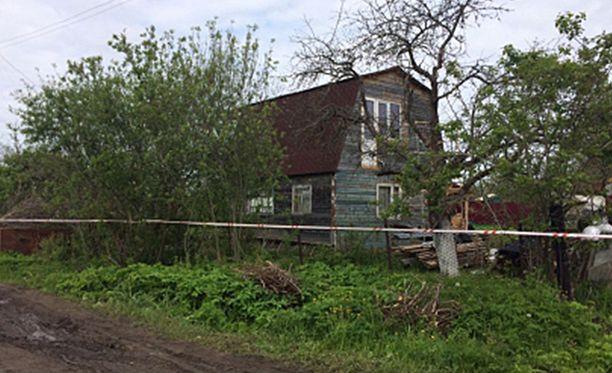 Järkyttävä tapaus sattui Venäjällä Redkinon kylässä.