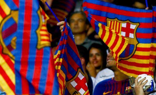 FC Barcelona ilmaisi surunsa kaupungissa tapahtuneesta terrori-iskusta. Kuvituskuva.