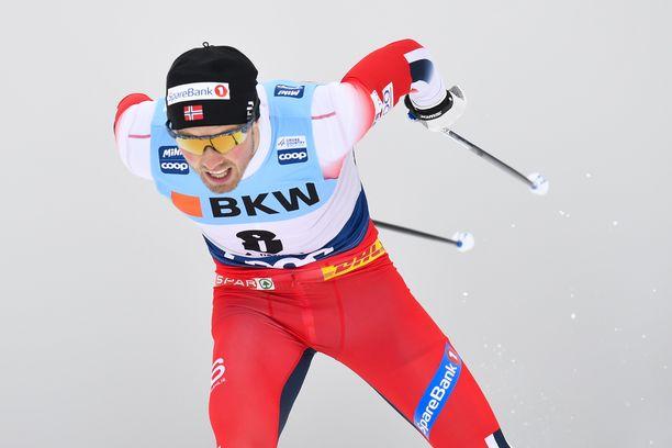 Emil Iversenin viime kausi oli vaikea.