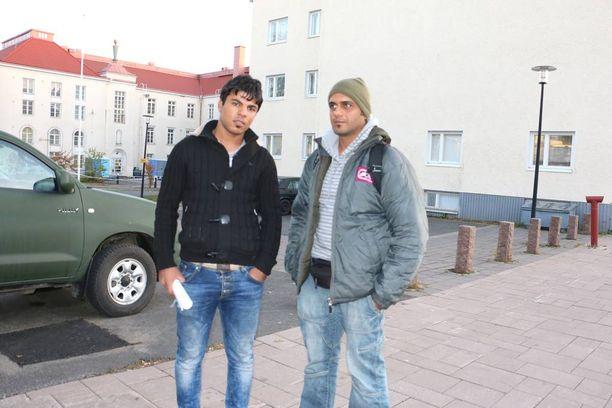 Tornion järjestely keskuksessa on rekisteröity kolmessa viikossa melkein 6500 turvapaikanhakijaa.