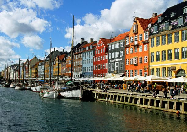 Kööpenhaminassa on nähtävää ja koettavaa monentyyppisille turisteille.