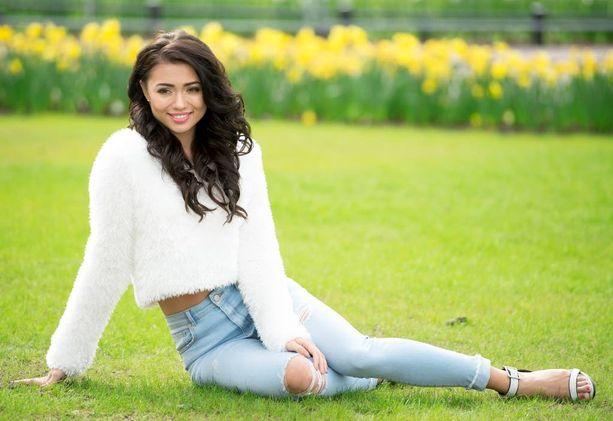Tuore Miss Suomi haaveili aina kilpailuihin osallistumisesta, mutta koki olevansa siihen valmis vasta nyt 23-vuotiaana.