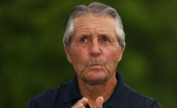 Gary Player antoi kovaa kritiikkiä US Openin peliareenalle.