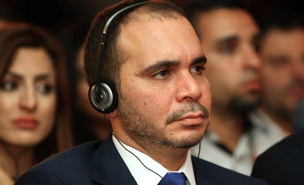 Jordanian prinssi Ali bin al-Hussein.